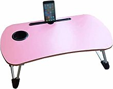 HLY Lazy Table,Small Coffee Table Laptop Table