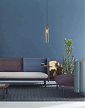 HLY Nordic Style Chandelier,Nordic Blue Glass