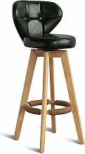 HLYT-0909 Swivel Bar Stool Chair Upholstered