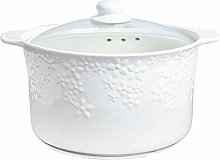 HLZY Casserole Dish with Lid, Cooking Pans Stew