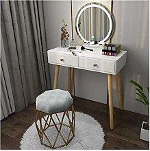 HLZY Vanity Desk for Bedroom Home Decor Bedroom