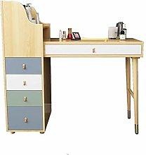 HLZY Vanity Desk for Bedroom Home Decor Furniture