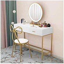 HLZY Vanity Desk for Bedroom Home Decor Vanity