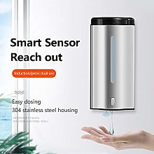 HM&DX Battery Operated Sensor Soap Dispenser,Hand