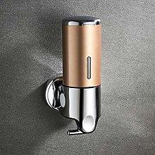 HM&DX Hand Soap Dispenser Wall Mount,Liquid Shower