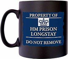 HM Prision Service Blue Jail Prisoner Klassek
