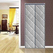 HMHD Magnetic Screen Door, Anti Snowstorm Air