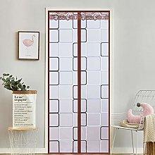 HMHD Warm Windproof Door Curtain, Household