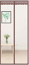 HMHD Warm Windproof Door Curtain, Noise Reduction