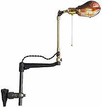 HMKJ Modern Wall Sconce LED Lamp Single iron