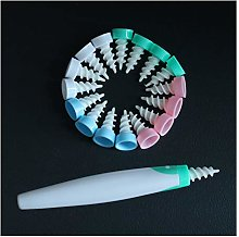 HMLSM Ear Cleaner Ear Wax Removal Tool Soft Spiral