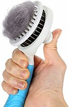 HMLSM Self Cleaning pet dog comb hair remover Pet