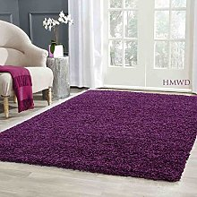 HMWD X Large Small Fluffy Shaggy Large Area Rug