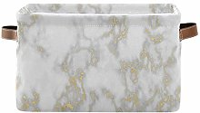 HMZXZ Rxyy Gold Line Marble Texure Canvas Fabric