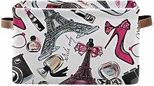 HMZXZ Rxyy Perfume Eiffel Tower Shoes Camera