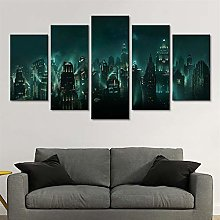 HNTHBZ Canvas Painting Canvas Pictures Home Decor
