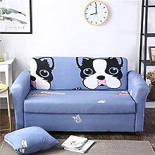 HNTYSM High Stretch Sofa Cover 2 Seater