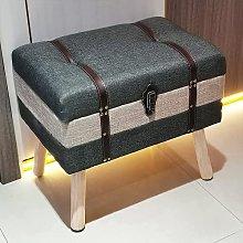 HNZNCY Rustic Decoration Furniture Storage