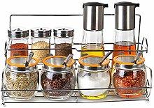 HO-TBO Seasoning BottleKitchenware Seasoning Jar