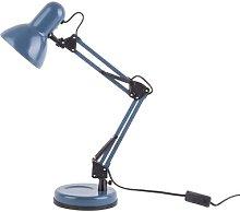 Hobby 55cm Desk Lamp Leitmotiv Finish: Blue