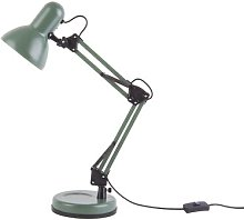 Hobby 55cm Desk Lamp Leitmotiv Finish: Green