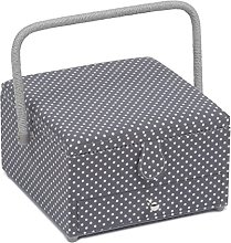 Hobby Gift Large Sewing Basket with a Pull-Out