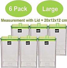 HOCHSTE Zak Designs Airtight Food Storage