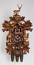 Hönes German Cuckoo Clock 8-day-movement