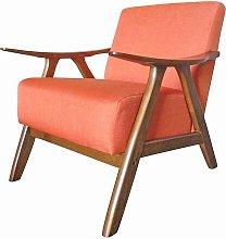 Hofstetter Armchair Blue Elephant Upholstery