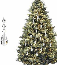 HOHIYA Christmas Tree Ornament Decorations Acrylic