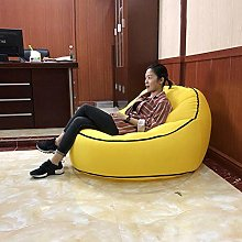 HOHYLLYA Lazy Couch Inflatable Folding Chair