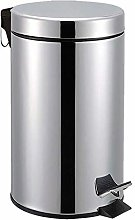 HoitoDeals Pedal Dustbin For Food Waste Rubbish