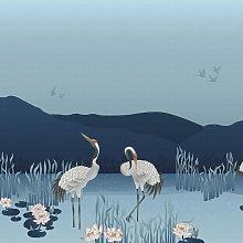 Hokkaido Scenery Mural Wallpaper (SqM)