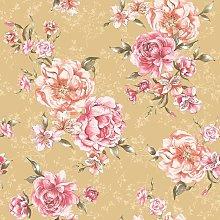 Holden Decor - Lavina Floral Wallpaper Holden