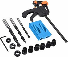 Hole Jig Kit Guide Angle Drilling Positioner