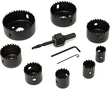 Hole Saw Kit 8 in 1 19-64mm Hole Saw Cutter