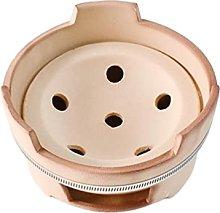 Holibanna Mini Charcoal Grill Pottery Clay