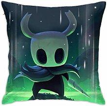 Hollow Knight Square Pillowcase Soft Plush Living