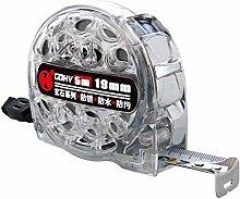Hollow Steel Tape Measurer Waterproof and