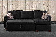 Holtz Reversible Sleeper Corner Sofa Bed Ebern