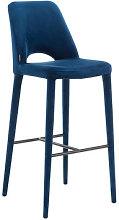 Holy Bar chair - / Velvet - H 75 cm by Pols Potten