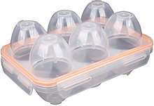 Holzsammlung Egg Holder Trays with Clip Closure,