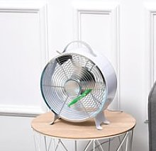 HOMCOM 26CM Electrical Table Desk Fan with 2-Speed