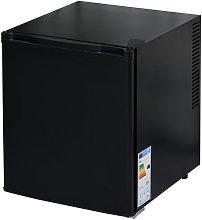 HOMCOM 50L Mini Fridge Cooler 40 Cans w/ Shelf