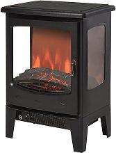 HOMCOM 900W/1800W Freestanding Electric Fireplace