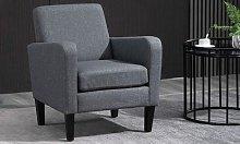 HomCom Armchair
