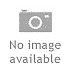HOMCOM Computer Desk W/ White Metal Frame MDF,