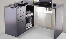 HomCom Computer Desk: White