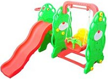HOMCOM Kids Garden Playground W/ Swing
