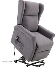 HOMCOM Lift Armchair Electric Power Stand Assist